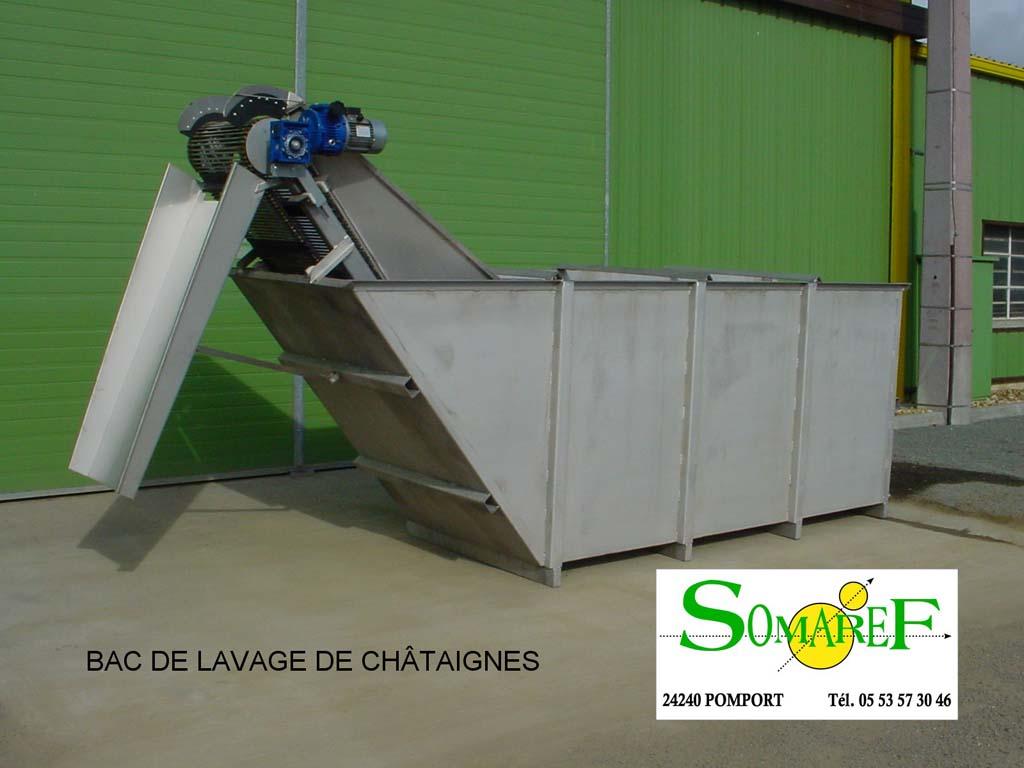 Bac De Lavage De Chata Gnes Somaref